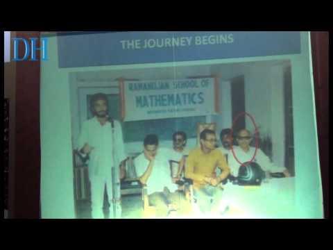 Part 1: Mathematics workshop by Anand Kumar of Super 30