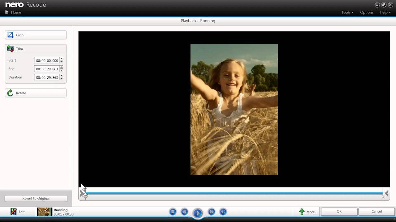 Trim and rotate videos in nero recode youtube trim and rotate videos in nero recode ccuart Gallery