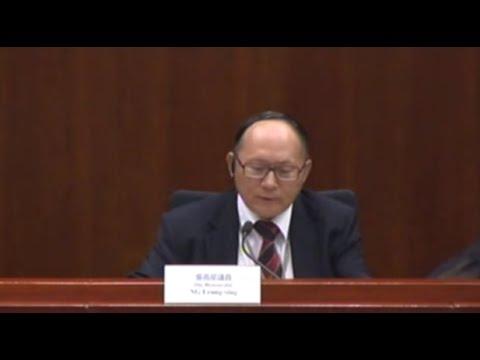 Bills Committee on Trust Law Amendment Bill 2013 (2013/05/27)