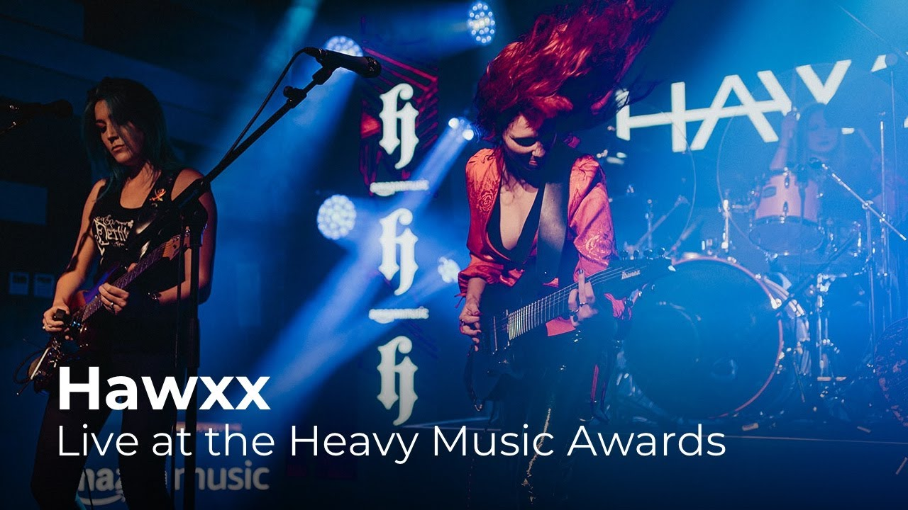 Hawxx - Dogma (Live at the Heavy Music Awards 2020)