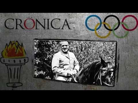 Leyendas Olímpicas (Humberto Mariles)