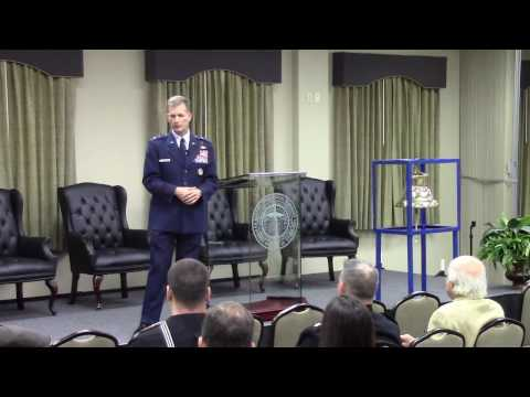 Night of Valor with Maj. Gen. Dondi Costing, USAF Chief of Chaplains
