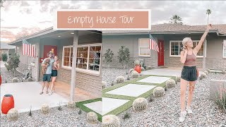 Empty House Tour | We Moved Into A House!