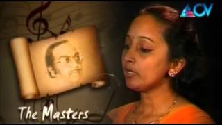 The Masters | Kannum Kannum Thammil Thammil (Angadi)