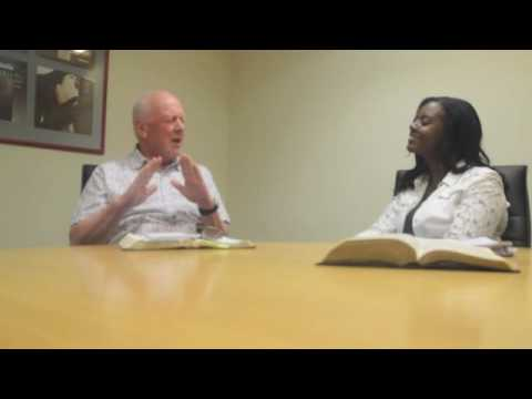 Inteview with Pastor John Whitehouse
