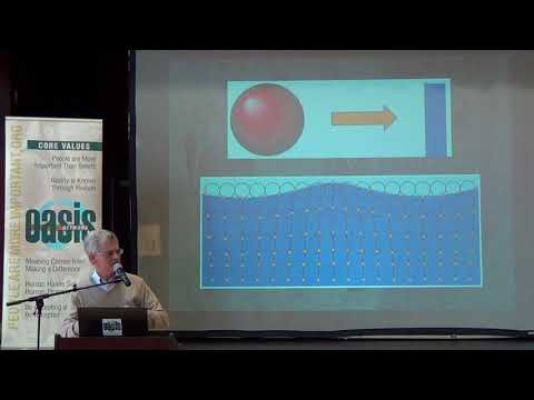 """Andy Boyd """"A Scientific Look at the Challenge of Knowing Everything"""" December 17 2017"""