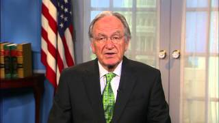 Senator Tom Harkin Remarks on ADA Award to Max Richtman