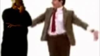 NEW YEAR 2011 MR BEAN DANCING TO INDIAN SONG.3GP