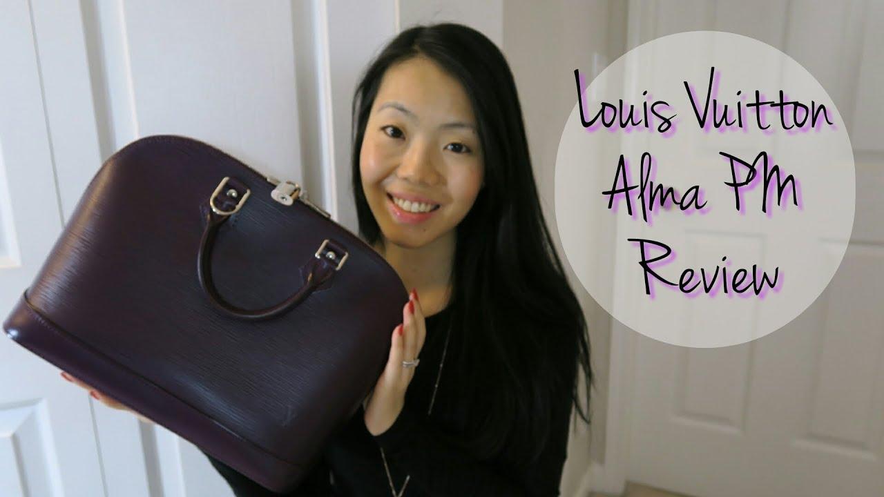 42424379828e Louis Vuitton Alma PM Review