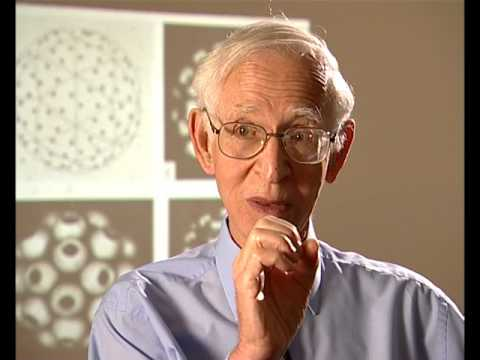 Aaron Klug - Buckminster Fuller inspires my work in the structure of spherical viruses (19/120)