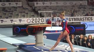 Maria Paseka - RUS - Vaul - 2020 World Cup Gymnastics, Melbourne, Australia
