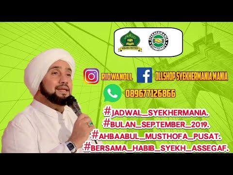 Jadwal Habib Syech Bin Aa Full Bulan September 2019 Hd
