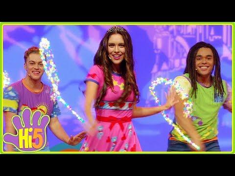 Abracadabra  Hi5  Season 17  Song of the Week  Kids Songs