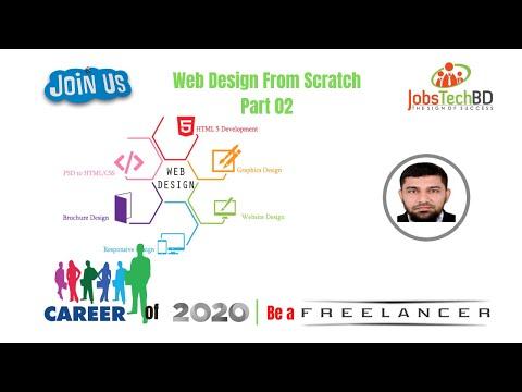 Web Design From Scratch Part 02