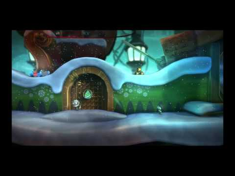 Little big planet 3 gameplay