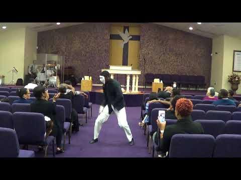 Curse Breaker Prayer Mime Dance
