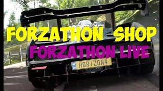 Forza Horizon 4 Forzathon SHOP et LIVE