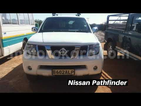 Nissan Cars for Sale in Botswana