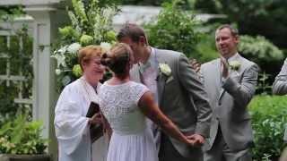 Indianapolis Museum of Art Wedding | Jason + Jane
