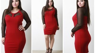 Dresses for curvy women - curvy girls dresses - plus size dresses