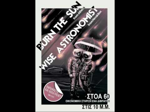 Wise Astronomist Live@Stoa60 Friday 13th of May 2016