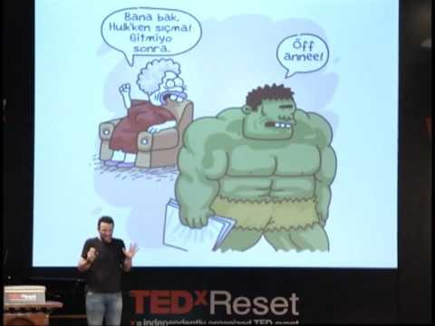 Espri Yolu: Erdil Yaşaroğlu at TEDxReset 2011
