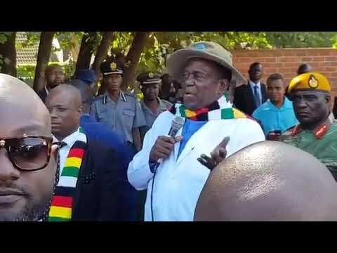 Mnangagwa says cleanliness unites people