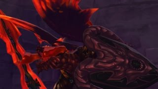 Tales of Zestiria #14 Boss Salamander Hard Difficulty