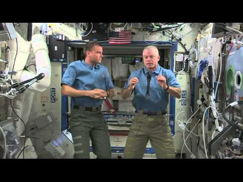 ISS Astronauts Appear in the House - NASA  - mS0Ykvj4P1I -