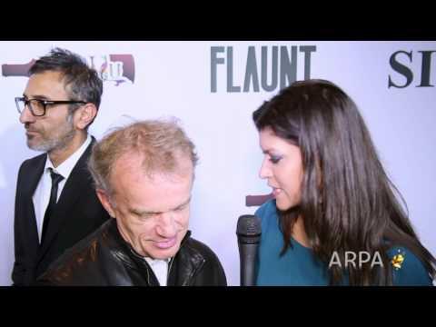 Dominique Pinon  19th Arpa International Film Festival 2016
