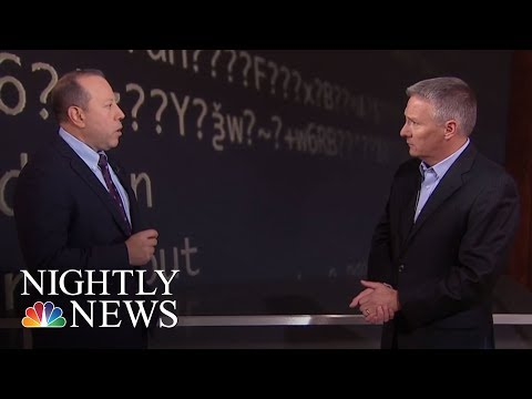 NSA Cyber Weapons Turned Against Them In Hack | NBC Nightly News