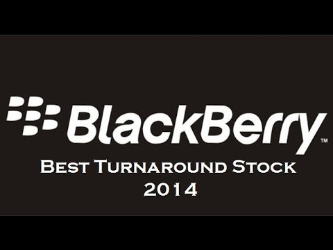 Best Turnaround Play 2014: BlackBerry (BBRY) Stock Analysis