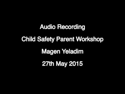 Audio -Chabad Hebrew Academy San Diego -  Abuse Prevention and Awareness Training