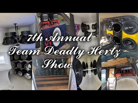 TEAM DEADLY HERTZ SHOW