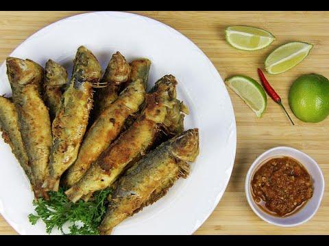 Grandma's Traditional Fried Herrings | CaribbeanPot.com