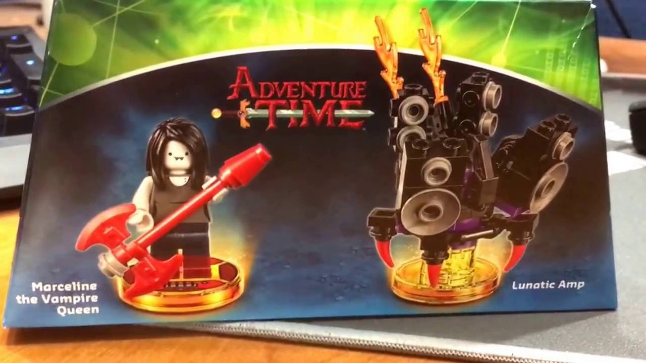 LEGO Dimensions Marceline The Vampire Queen is BROKEN   YouTube LEGO Dimensions Marceline The Vampire Queen is BROKEN