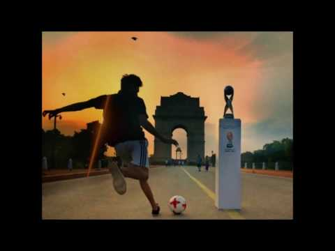FIFA U17 Soccer World Cup Theme Song | India | Karke dikhla de goal