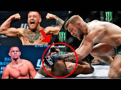Conor McGregor NOQUEARA a Khabib en UFC 229, Nate Diaz inconforme con el UFC | UFC en español