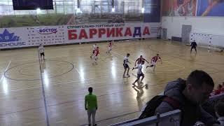 Мини футбол 2020 Первая лига ФФОЗ 7 ТУР Покров 2 Луч 2 3 полный матч