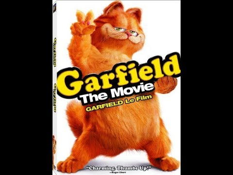 Opening to Garfield the Movie 2004 DVD (2013 Reprint)