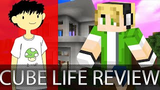 Cube Life: Island Survival Wii U Review