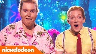 KCA | ГУБКА БОБ мюзикл | Nickelodeon Россия