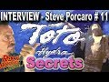 "Steve Porcaro On The Secrets to Toto's Second Album ""Hydra"" - Interview #11"