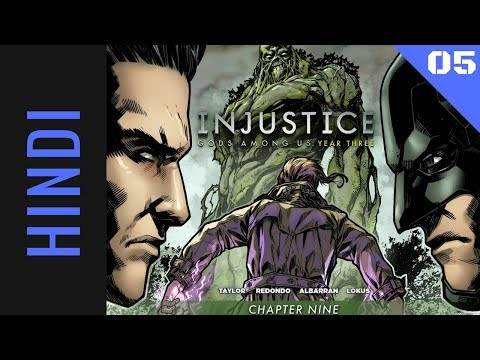Injustice Gods Among Us Year 3 | Episode 05 | DC Comics in HINDI