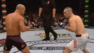 Mike Perry Needs A Coach? Mike Perry Vs Robbie Lawler Film Study