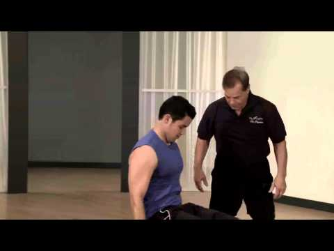 Stallone training routine for Rambo 2,3 with Franco Columbu
