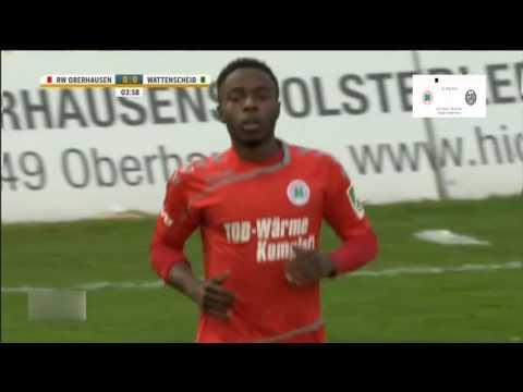 RWO gegen Wattenscheid 21 März 17 Komplettes Spiel