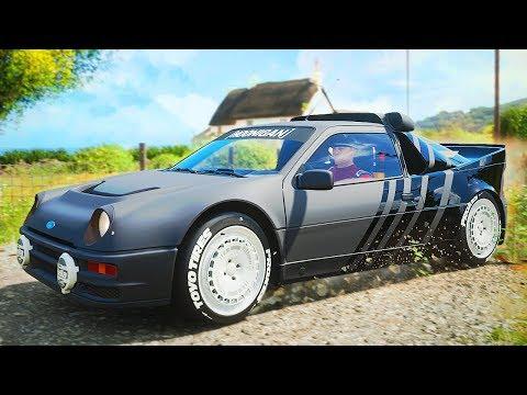 NIEUWE HOONIGAN RALLY AUTO! - Forza Horizon 4 (Nederlands) thumbnail