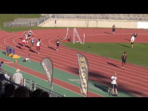 Homme 4x100 Metres Relais Sénior - Provinciaux