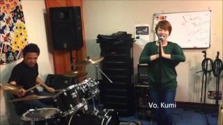 スリー・ディグリーズのヒット曲をVo.Kumiを迎えてコラボ!
